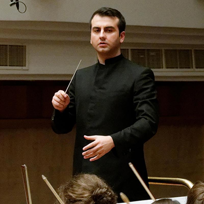 Ankara Gençlik Senfoni Orkestrası Barış Demirezer AGSO