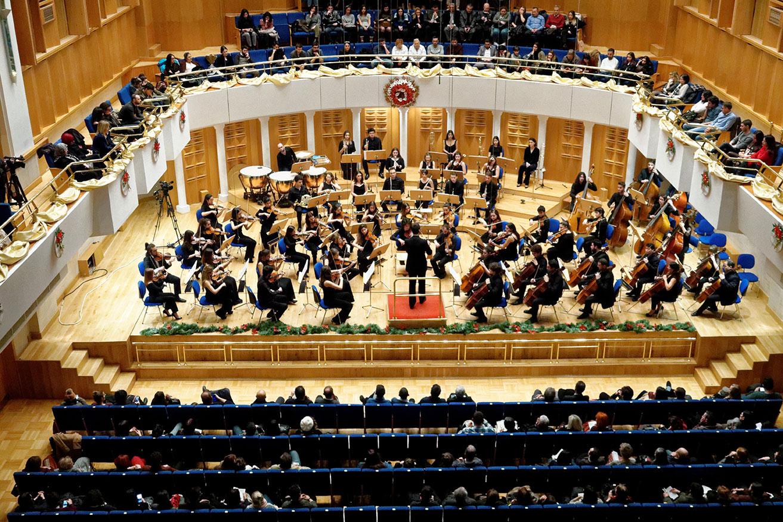 AGSO 19 Aralık 2018 Konseri